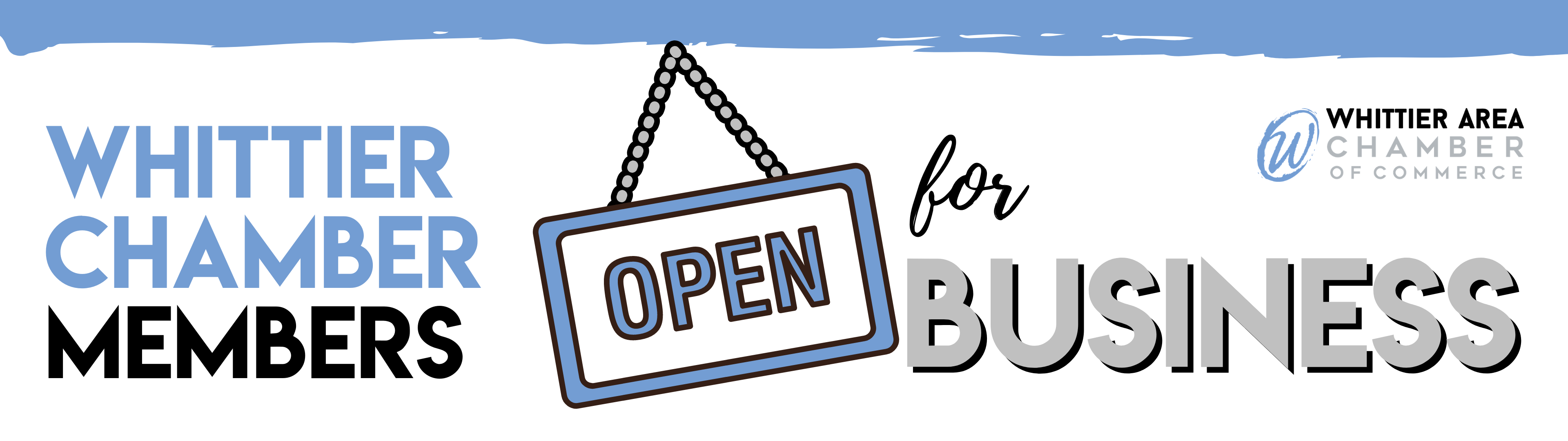 Copy of Copy of OPEN for business