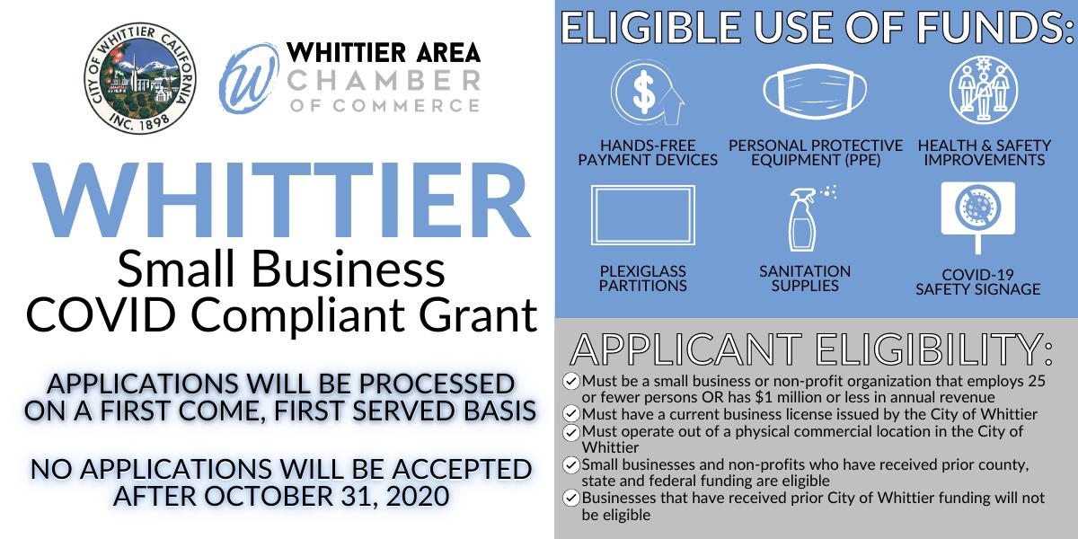 Small biz grant