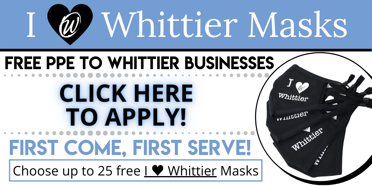 Whittier Masks