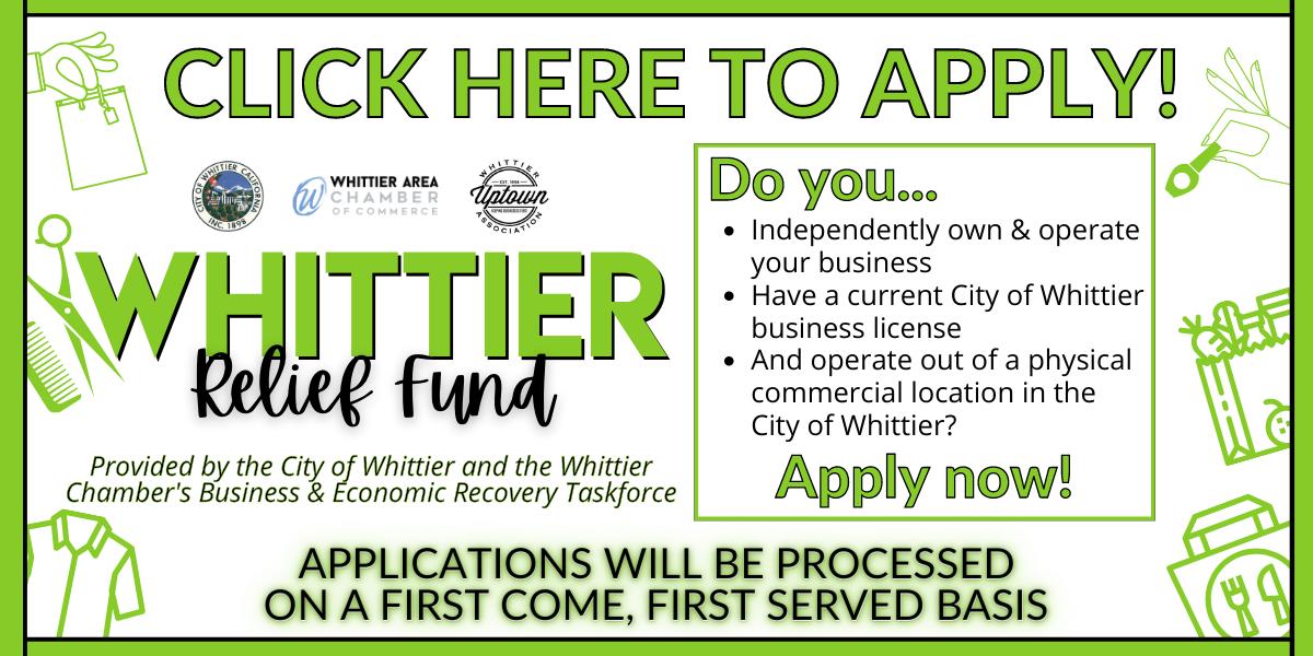 Whittier Relief Fund