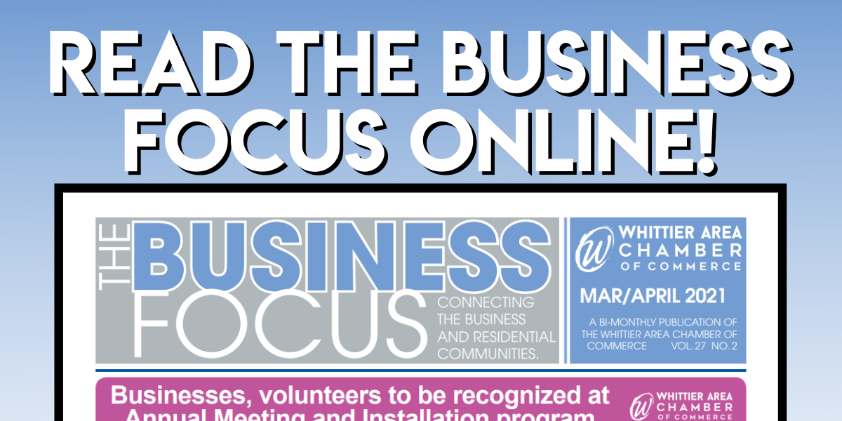 March/April Business Focus
