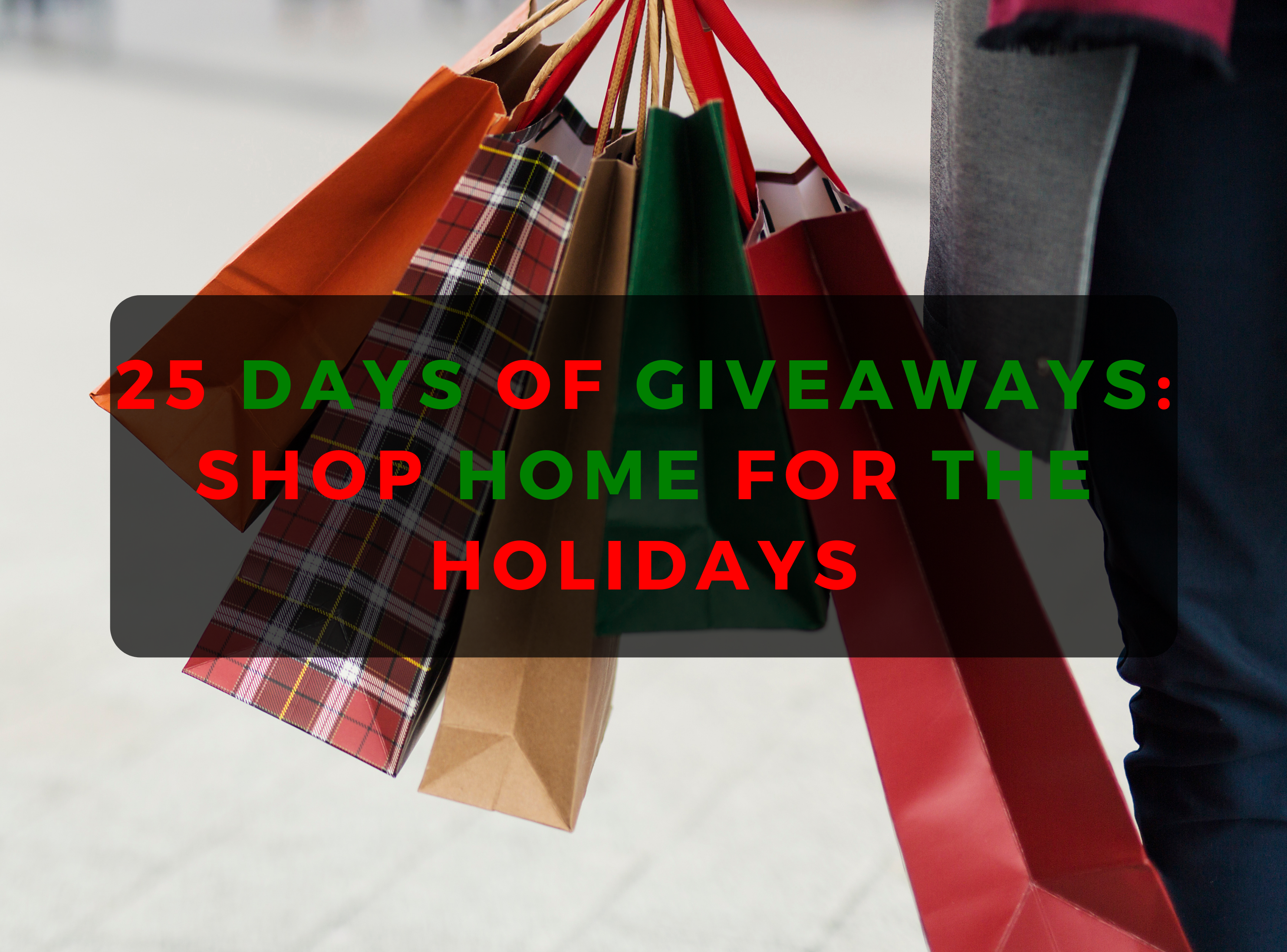 Shop Home for the Holidays