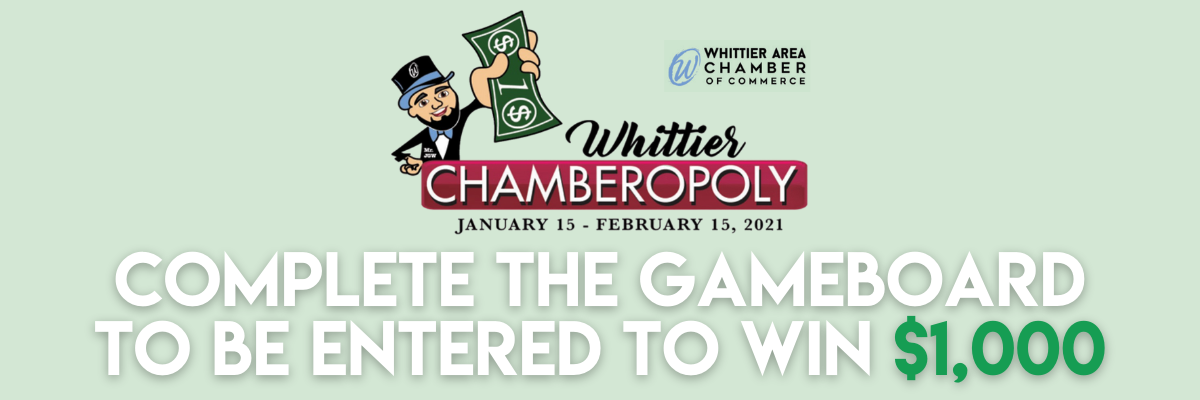 Whittier Chamberopoly Homepage Banner