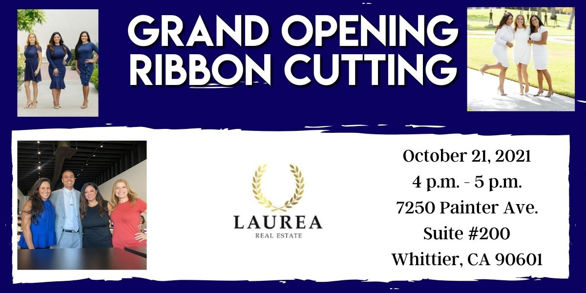 Laurea Real Estate Ribbon Cutting