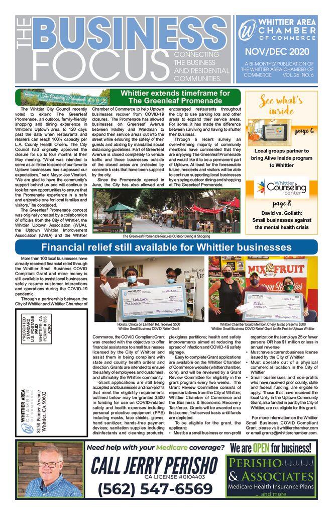 thumbnail of Nov – DEC 2020 Business Focus WEB FILE REVISED 11 6 2020