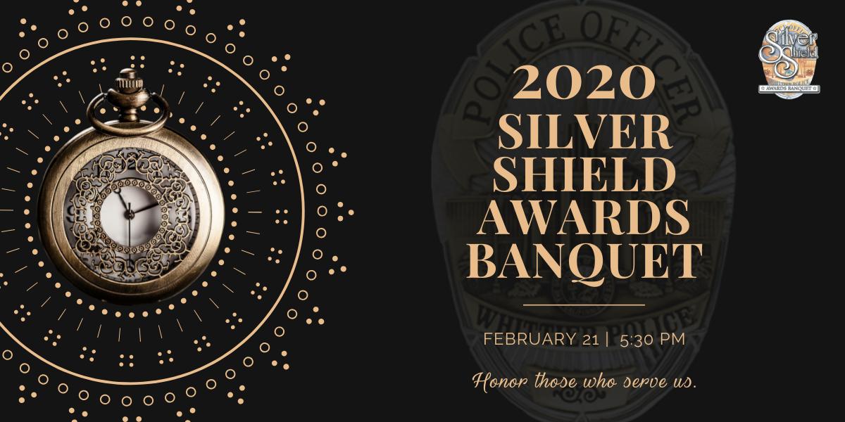 2020 Silver Shield Awards Banquet