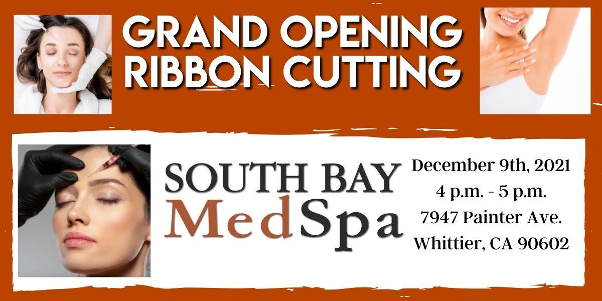 South Bay Med Spa Ribbon Cutting